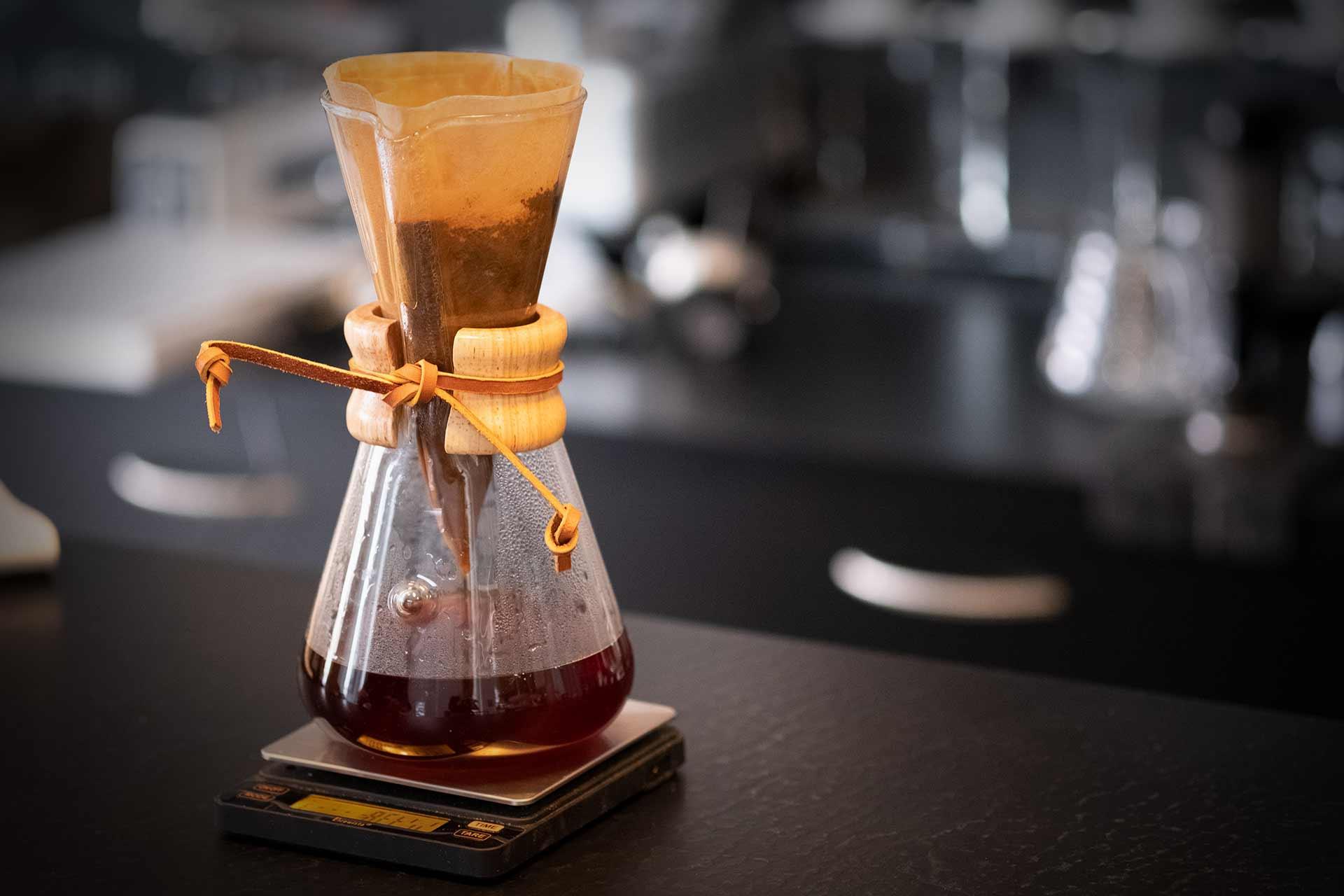 Chemex Kaffeebereiter