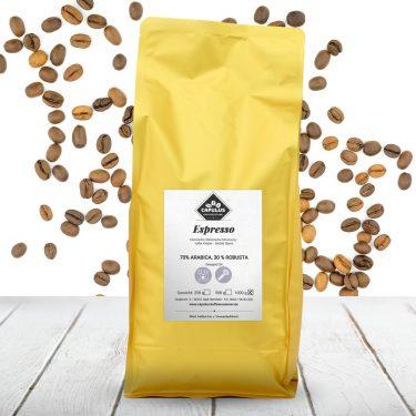 CAPULUS Kaffee Espresso 1000g