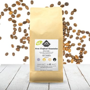 CAPULUS Kaffee Peru-Tropical-Mountains 500g