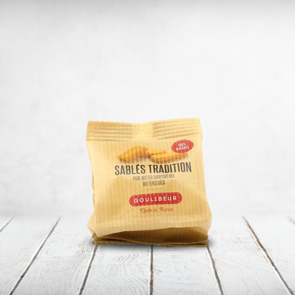 CAPULUS Süsses Sables Buttergebäck klein