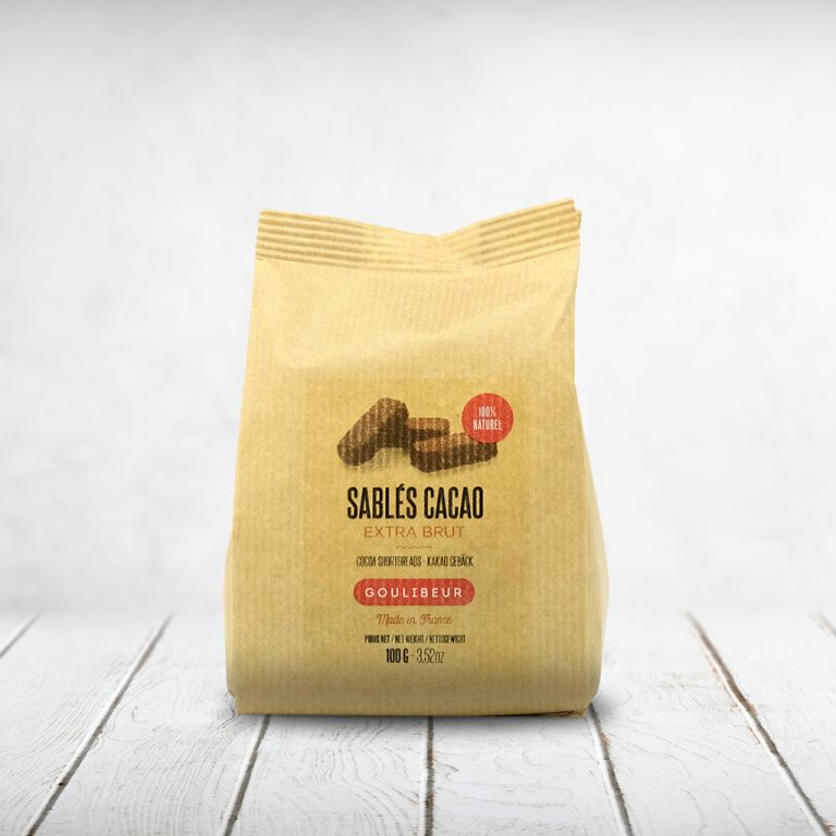 CAPULUS Süsses Sables Kakao groß