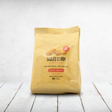 CAPULUS Süsses Sables Lemon-Ingwer gross