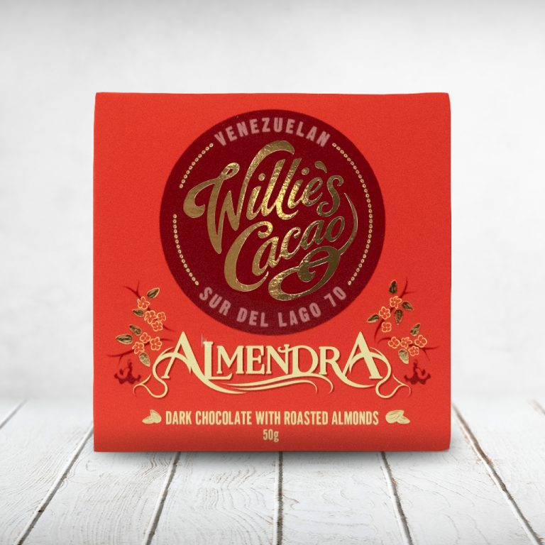 CAPULUS Süsses Willies-Cacao Almendra-Pack