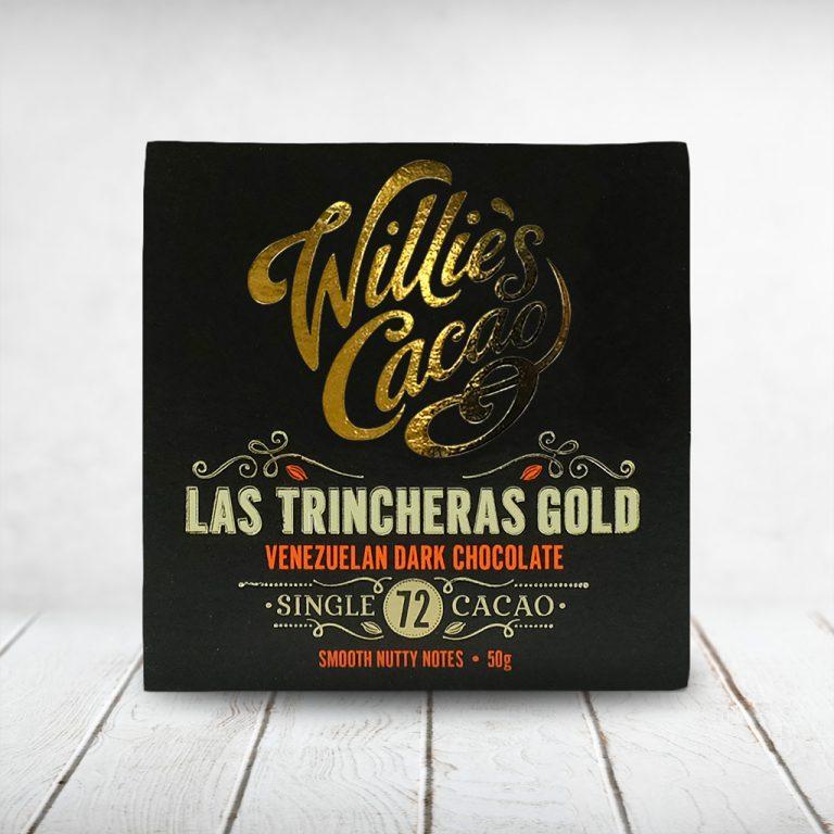 CAPULUS Süsses Willies-Cacao Dark_Las-Trincheras-Gold-72