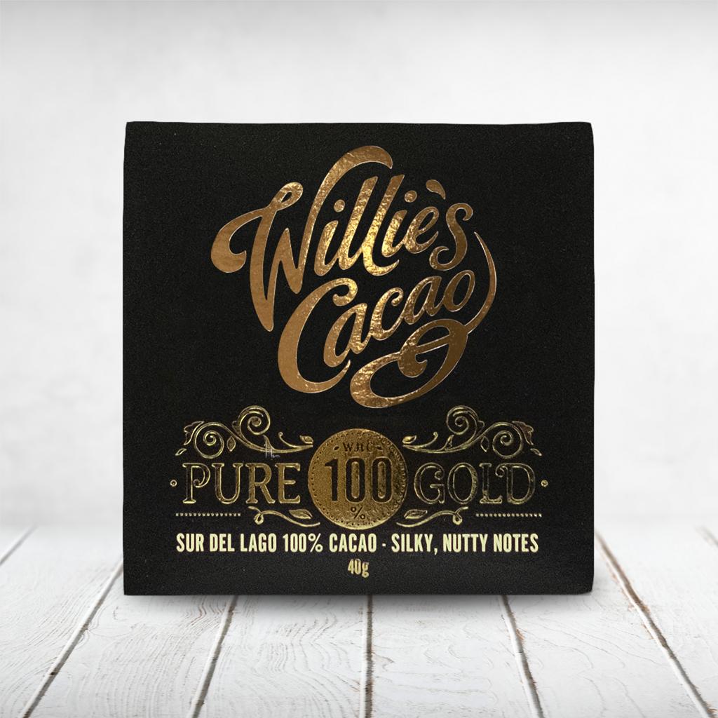 CAPULUS Süsses Willies-Cacao Dark_Pure-100-Gold