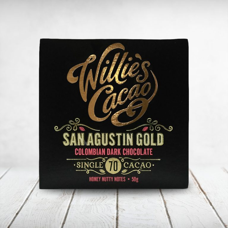 CAPULUS Süsses Willies-Cacao Dark_San-Augustin-Gold-70