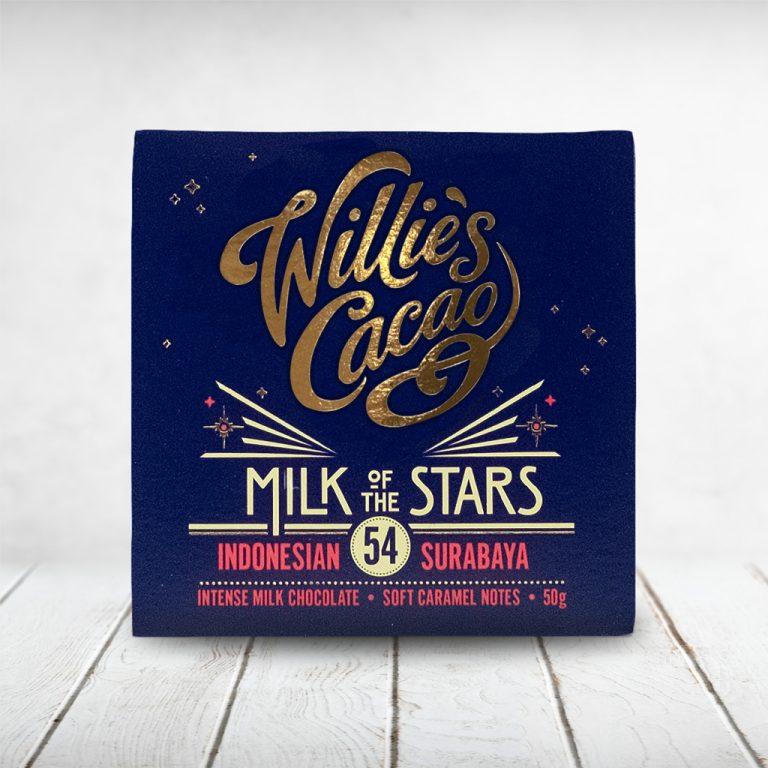 CAPULUS Süsses Willies-Cacao Milk-Of-The-Stars