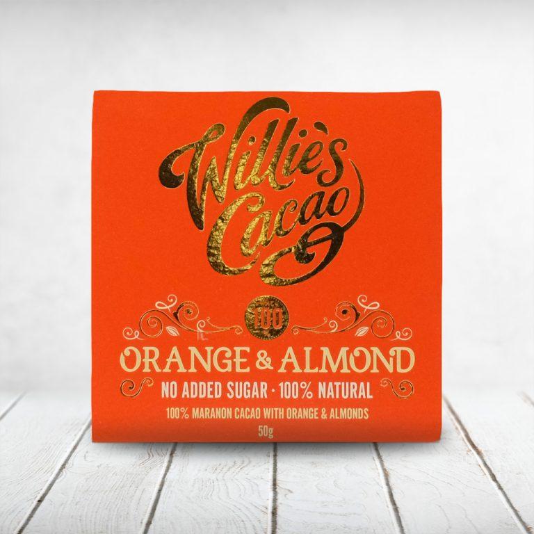 CAPULUS Süsses Willies-Cacao Orange-Almond