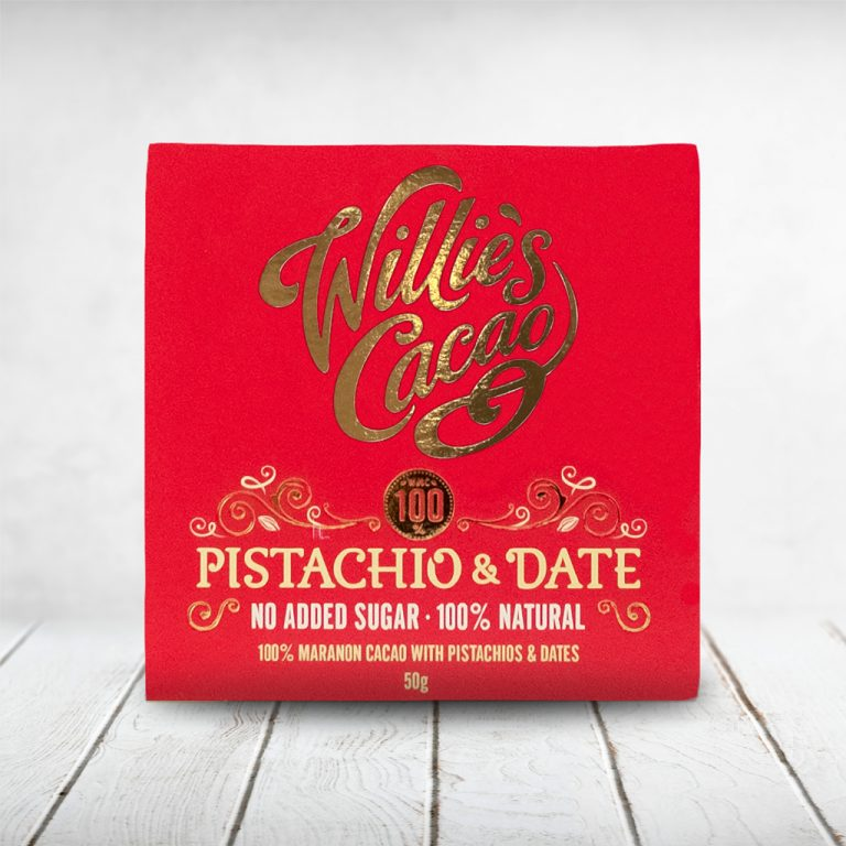 CAPULUS Süsses Willies-Cacao Pistachio-Date