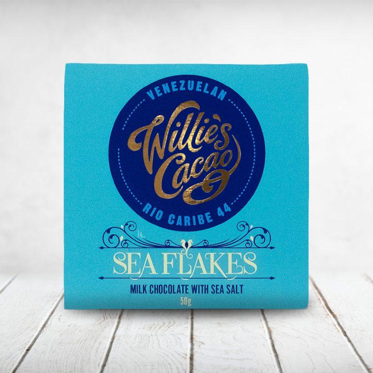 CAPULUS Süsses Willies-Cacao Sea-Flakes