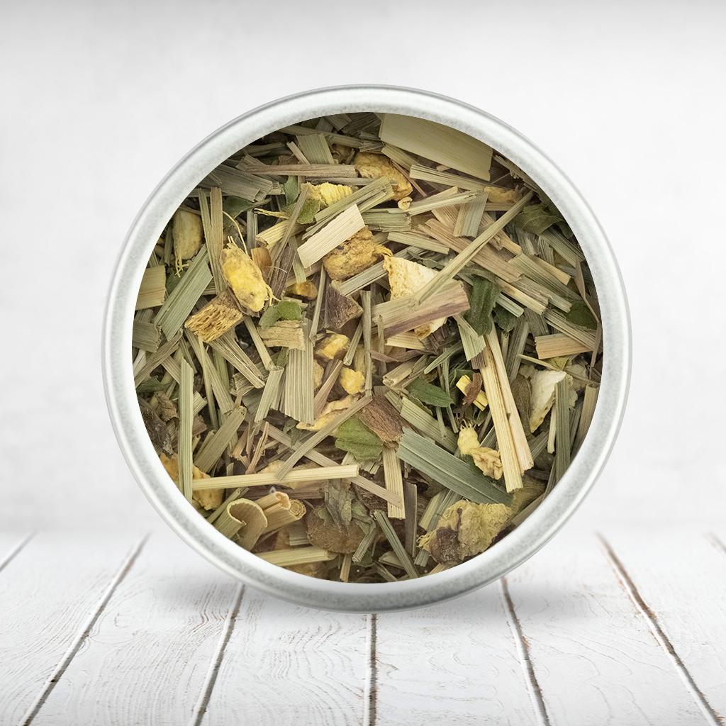 CAPULUS Tee Ingwer-Fresh