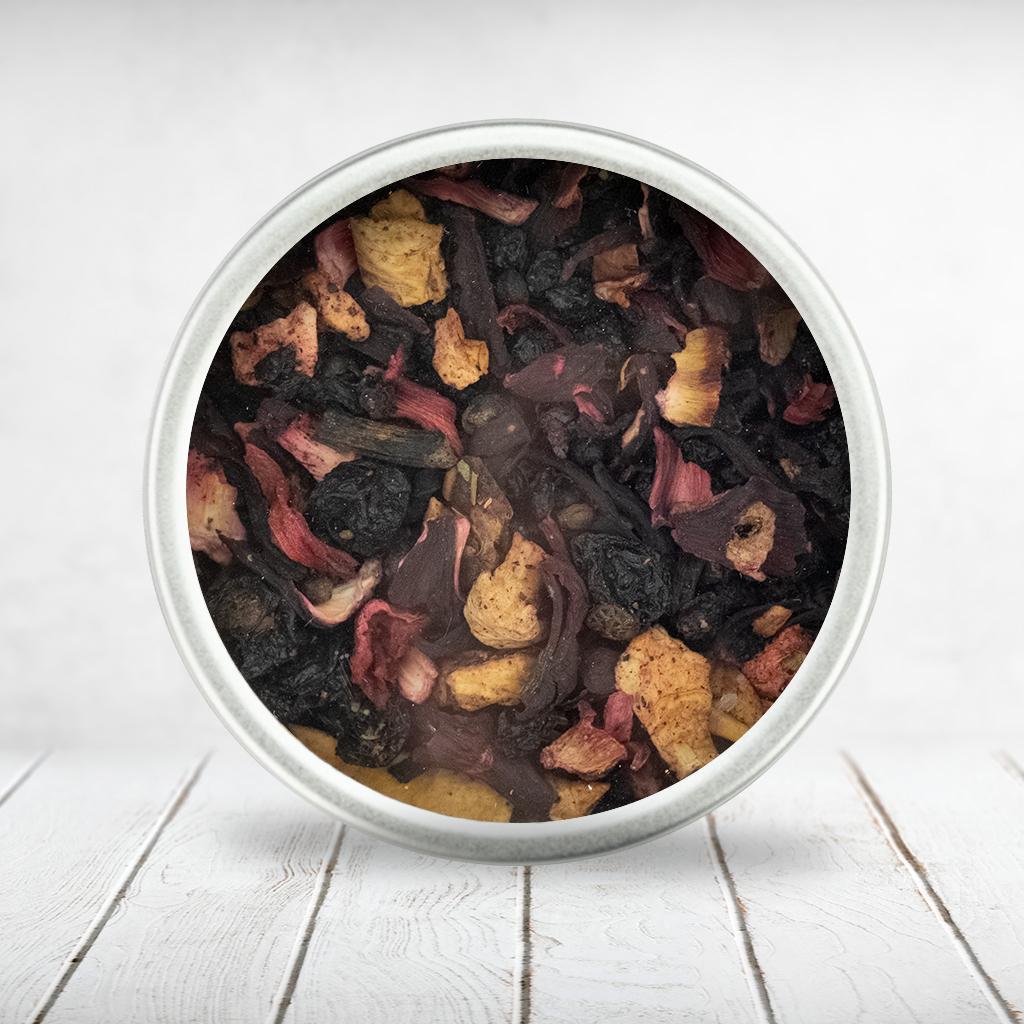 CAPULUS Tee Omas-Garten-Erdbeere