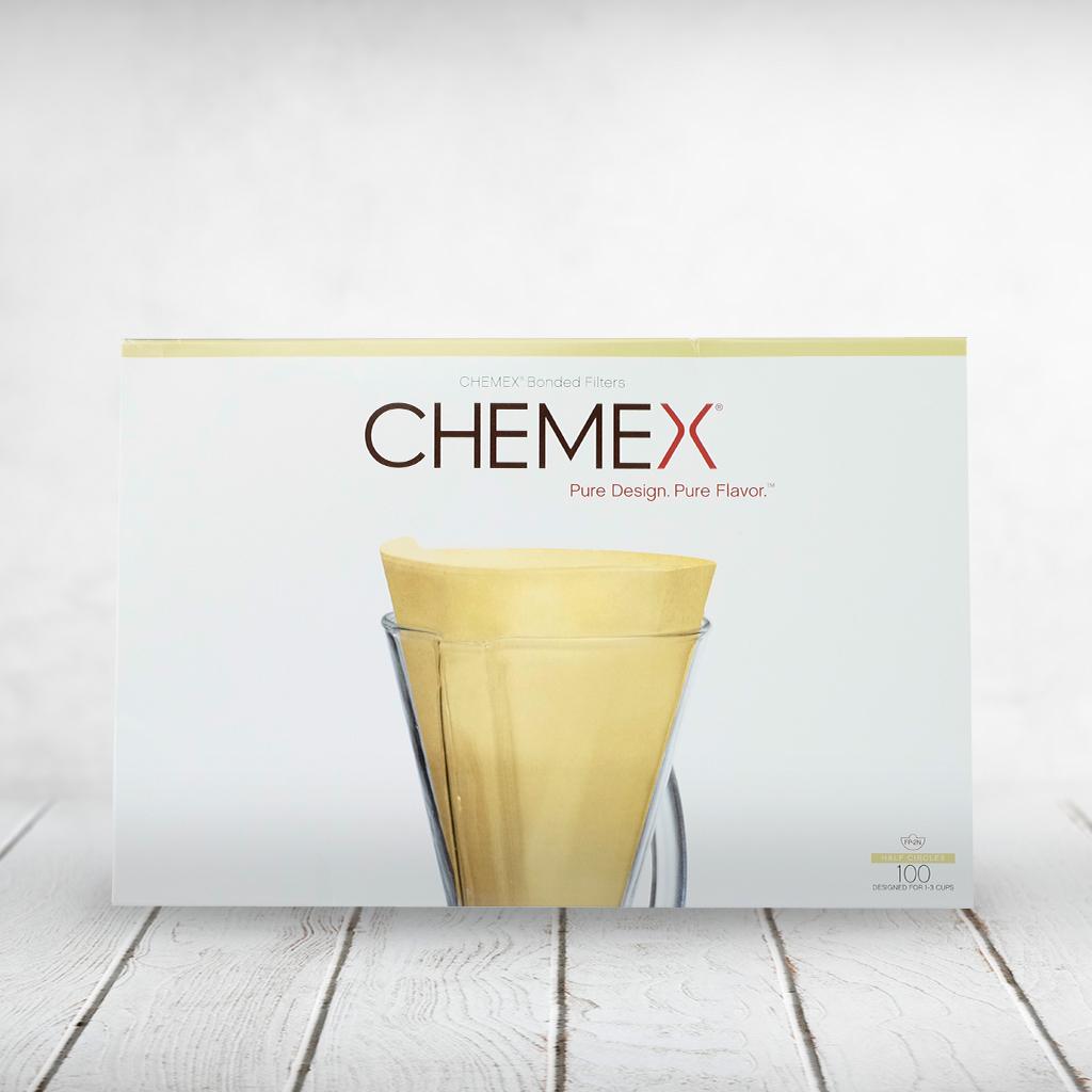 CAPULUS Zubehör Chemex-Filter klein